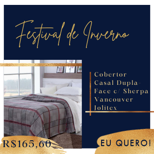 Cobertor Vancouver