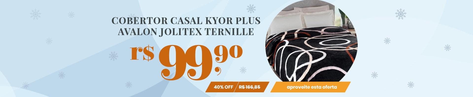 Cobertor Casal Kyor Plus Avalon