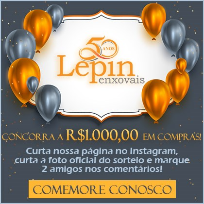 50 anos Lepin