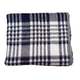 Cobertor Casal Beato Anchieta Resfibra Azul Royal