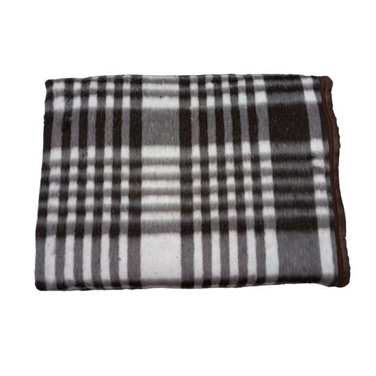 Cobertor Casal Beato Anchieta Resfibra Marrom