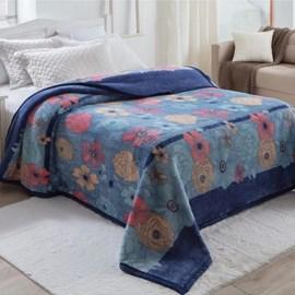 Cobertor Casal Jolitex Dyuri Extra Macio Amazonas