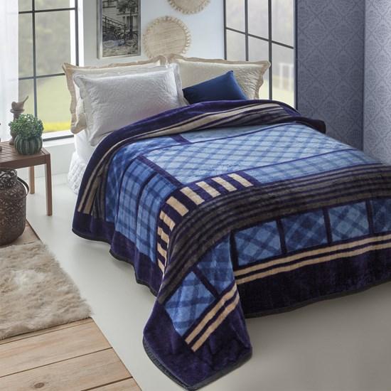 Cobertor Casal Jolitex Dyuri Extra Macio Andorra