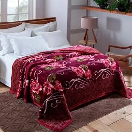 Cobertor Casal Jolitex Dyuri Extra Macio Columbia