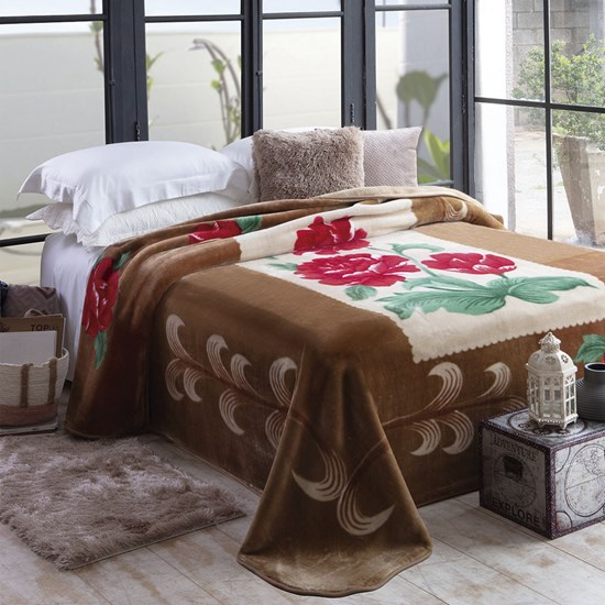 Cobertor Casal Jolitex Dyuri Extra Macio Monviso