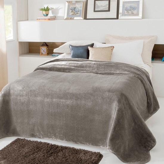 Cobertor Casal Kyor Plus Liso Fendi Jolitex Ternille