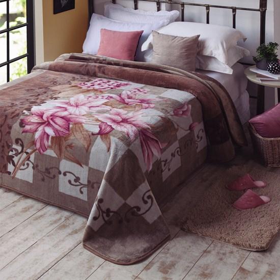 Cobertor Casal Kyor Plus Mendoza Jolitex Ternille