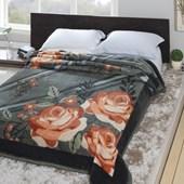 Cobertor Casal Tradicional Pêlo Alto Aromas Jolitex Ternille