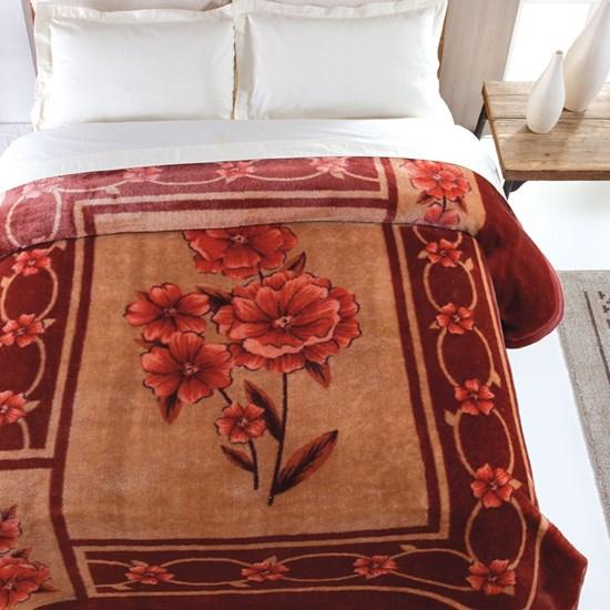 Cobertor Casal Tradicional Pêlo Alto Islandia Jolitex Ternille