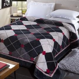 Cobertor Casal Tradicional Pêlo Alto Nobre Jolitex Ternille