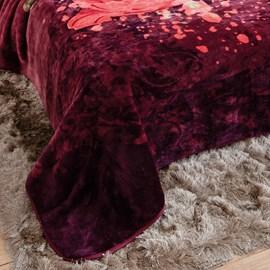Cobertor King Raschel Fragrância Jolitex Ternille