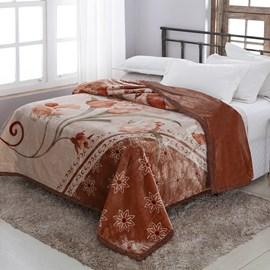 Cobertor King Size Raschel Double Action Salamanca Jolitex Ternille