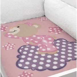Cobertor para Berço Rozac Baby Soft Estampa 2