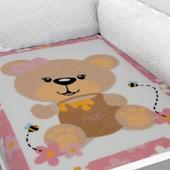Cobertor para Berço Rozac Baby Soft Estampa 3
