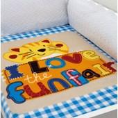 Cobertor para Berço Rozac Baby Soft Estampa 5