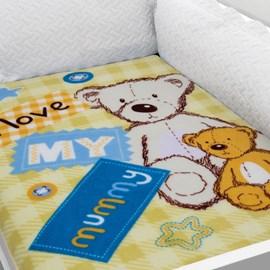 Cobertor para Berço Rozac Baby Soft Estampa 6