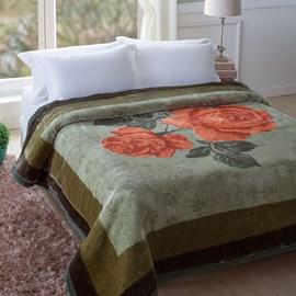 Cobertor Tradicional King Size Jolitex Delicata Pêlo Alto