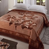 Cobertor Tradicional King Size Montreal Pêlo Alto