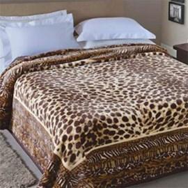 Cobertor Tradicional King Size Savage Pêlo Alto