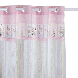 Cortina Infantil Santista Basic 2,00m x 1,80m Friends