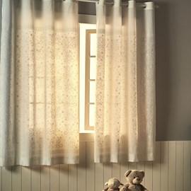 Cortina Infantil Santista Basic 2,00m x 1,80m Teddy
