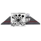 Jogo de Cama Casal Andreza Disney Mickey e Minnie 4 Peças