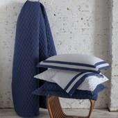 Jogo de Cama King 200 Fios Naturalle Fashion Double Azul Marinho