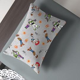 Jogo de Cama Toy Story Mesclado Solteiro Malha 100% algodão 2 peças
