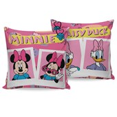 Manta Almofada Minnie Mouse Jolitex Ternille