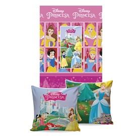 Manta Almofada Princesas Jolitex Ternille