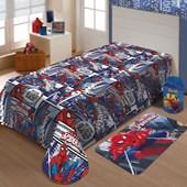 Manta Microfibra Soft Spider Man Ultimate