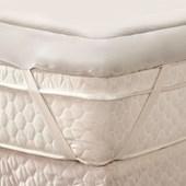 Protetor de Colchão Queen Pillow Top Trisoft