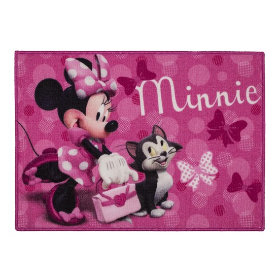 Tapete Decorativo Corttex Minnie