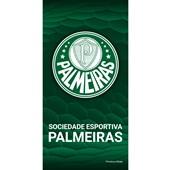 Toalha de Banho Bouton Veludo Times Palmeiras I
