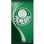 Toalha de Banho Bouton Veludo Times Palmeiras III