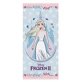 Toalha de Banho Infantil Felpuda Lepper Frozen Estampa 3