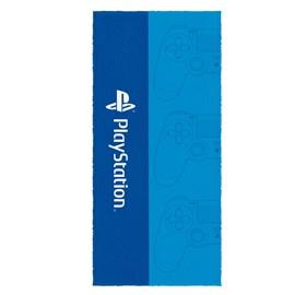 Toalha de Banho Infantil Felpuda Lepper Playstation Estampa 3