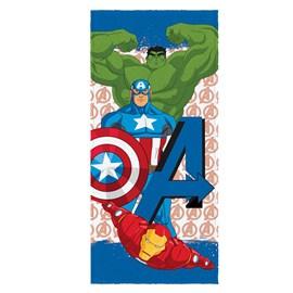 Toalha de Banho Infantil Lepper Avengers Avulsa