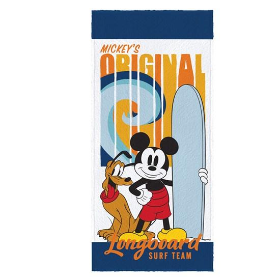 Toalha de Banho Infantil Lepper Mickey Mouse Avulsa