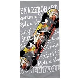 Toalha de Banho Infantil Teka Candy Skateboard