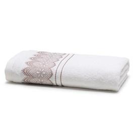 Toalha de banho Santista Platinum Branca