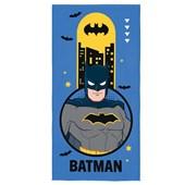 Toalha de Banho Veludo Infantil Batman II Lepper