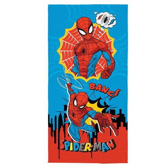 Toalha de Banho Veludo Infantil Spider-Man II Lepper