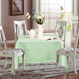 Toalha de Mesa de Jacquard 2,20m x 1,40m Sultan Verde