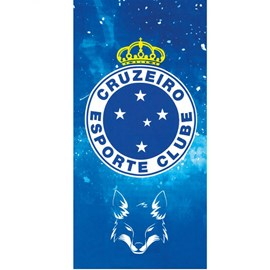 Toalha de Praia Dohler Velour Clube Cruzeiro 09