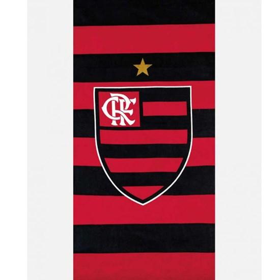 Toalha de Praia Dohler Velour Clube Flamengo 14