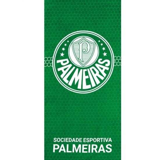 Toalha de Praia Dohler Velour Clube Palmeiras 07