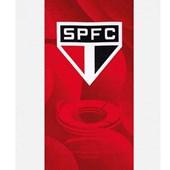 Toalha de Praia Dohler Velour Clube São Paulo 08