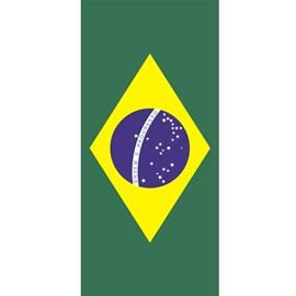 Toalha de Praia Veludo Buettner Brasil Estampa 4