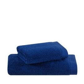 Toalha de Rosto Dual Buddemeyer 1645 Azul Marinho